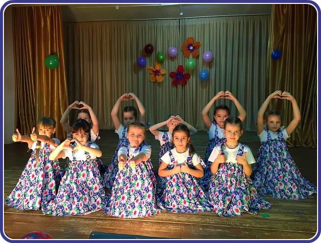 танцоры ДК